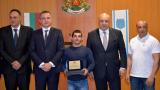 Кралев: Бронзовият медал на Владо Урумов е началото на нов възход за щангите