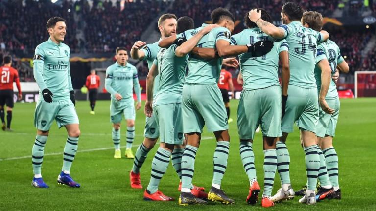Давид Луиссподели мнението си за загубата на Арсенал с 1:3