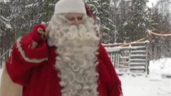 Откраднаха шейната на френския Дядо Коледа