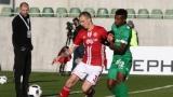 ЦСКА-София не е никак добре при Йорданеску