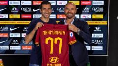 Рома обяви трансфера на Хенрих Мхитарян