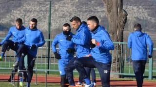 Футболистите на Арда вече тренират в пълен състав
