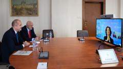 Румен Радев подкрепя за втори мандат шефа на ЮНЕСКО