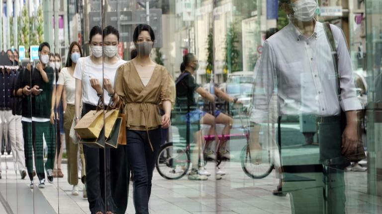 Япония удължава извънредното положение до 31 август