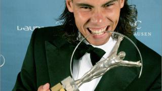 Федерер и Костелич взеха Спортните Оскари