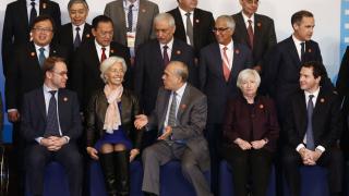 Срещата на Г20 разочарова валутния пазар