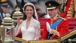 Съдят марката, създала роклята на Кейт Мидълтън за сватбата