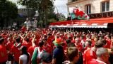 Французи лекуват махмурлука на феновете на Уелс