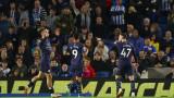 Манчестър Сити победи с 4:1 Брайтън във Висшата лига