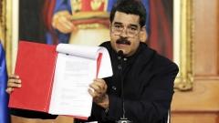 САЩ налагат санкции срещу венецуелския президент Мадуро