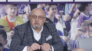 Министър Кралев проведе среща със спортните клубове от Велико Търново