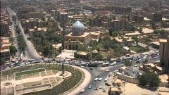 Експлозии разтърсиха Багдад