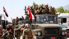 Сирийската въздушна база Деир ал-Зор отново функционира