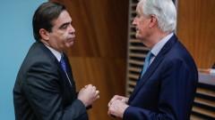 Барние: Приключиха преговорите за Брекзит с Лондон