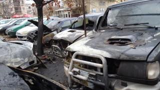 8 коли изгоряха в Благоевград
