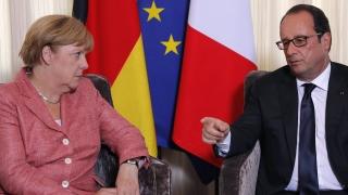 Германия и Франция обещаха нов импулс за Европа, поставят си амбициозни цели