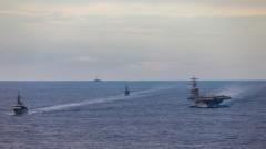 Китайската армия инструктирана да не атакува първа САЩ в Южнокитайско море