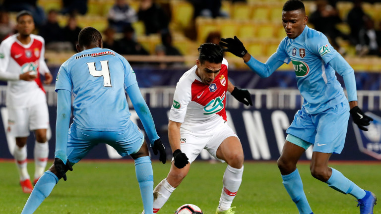 Монако падна от Страсбург у дома