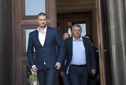 Бареков и партията му напуснаха коалицията ББЦ