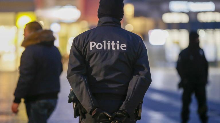 Стотици на протест в Лиеж срещу пандемичните ограничения