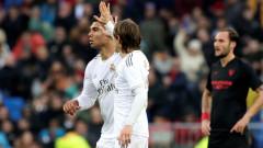 Неочакван герой помогна на Реал (Мадрид) за триумф над Севиля