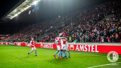 Славия (Прага) хвърли бомбата в Лига Европа след уникална драма с продължения срещу Севиля