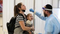 Израел с невиждано от 9 месеца дъно на новозаразени с коронавируса