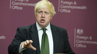 Британският външен министър Борис Джонсън няма връзка с реалността, обяви Сирия