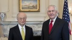 МААЕ с нов стар председател