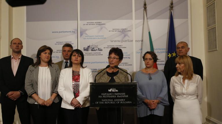 БСП с критики към образователната политика на управляващите. Ирена Анастасова