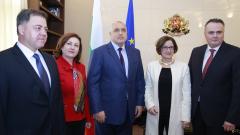 ЕС трябва да помага на страните от първата линия срещу мигрантите, убеден Борисов