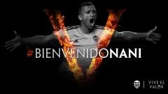 Официално: Нани е играч на Валенсия