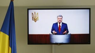 До няколко седмици получаваме първите оръжия от САЩ, съобщи Порошенко