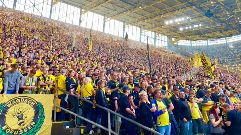 Борусия (Дортмунд) и Барселона са сред обичайните участници в Шампионската