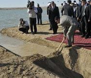 Туркменистан създава изкуствено море