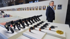 Легендарният производител на оръжие Colt обявява банкрут