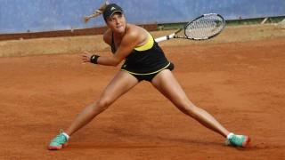 Български четвъртфинал на турнира по тенис в Денвър