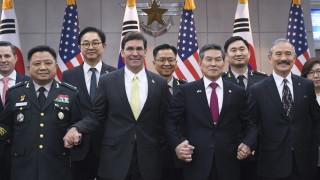Еспър притисна Южна Корея: Богата държава е, може и трябва да плаща повече