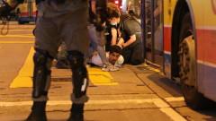53 задържани на протести в Хонконг