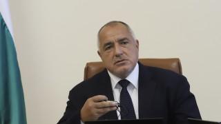 SMS-си на кирилица Борисов не изпраща - телефончето му е десетгодишно