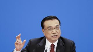 Китайският премиер: Ситуацията с големия дълг е под контрол