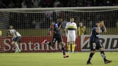 Индепендиенте победи Бока Хуниорс в първия мач от полуфинала за Копа Либертадорес