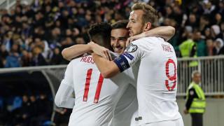Англия не подцени Косово и отново спечели с разгром