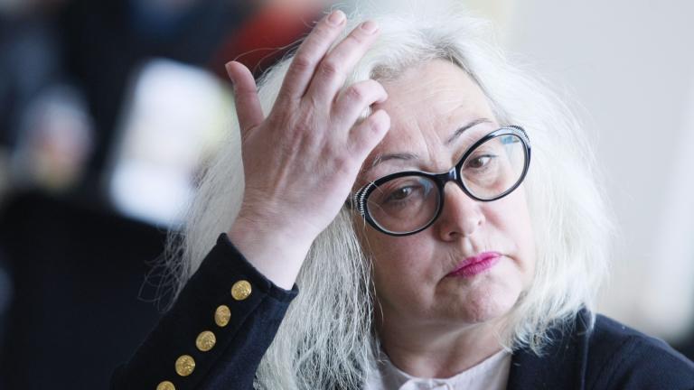 Дора Милева: Никой не иска емблемата на ЦСКА