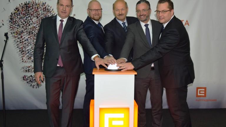 Снимка: ЧЕЗ Разпределение приключва значими за електрозахранването на столицата проекти