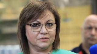 Нинова: Санкциите от САЩ ще се отразят на изборите