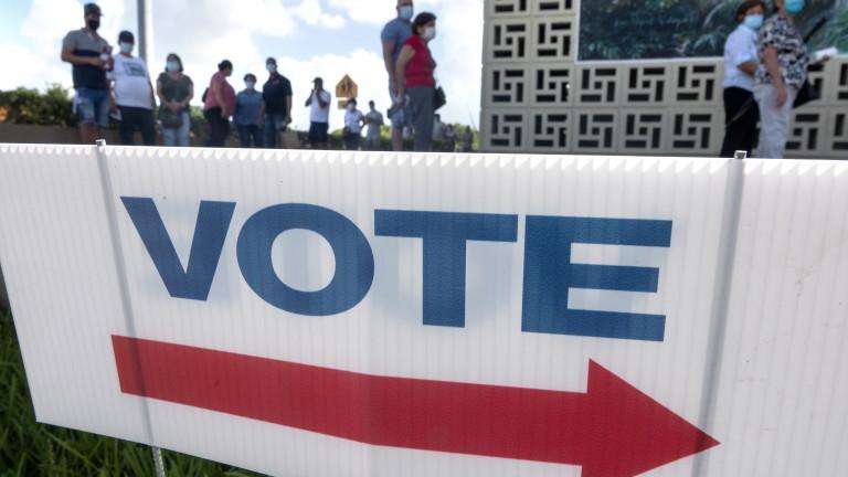 90 млн. американци вече са гласували