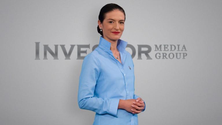 Ани Великанова се присъединява към екипа на Investor Media Group.
