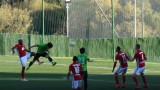 ЦСКА - Шонан Белмаре 0:1 (Развой на срещата по минути)