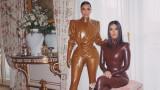 Keeping Up With The Kardashians, Ким Кардашиян, Кортни Кардашиян и защо стигнаха до бой